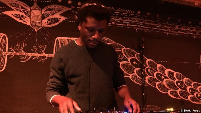 DJ Van Der animou o Festival Tanto Mar, em Colónia, na Alemanha
