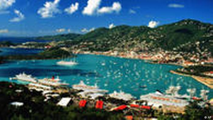 Virgin Islands Jungferninseln (AP)