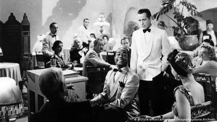 Filmstill - Casablanca (picture-alliance/Heritage Images/Keystone Archives)