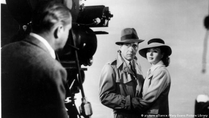 Filmstill - Casablanca (picture-alliance /Mary Evans Picture Library)