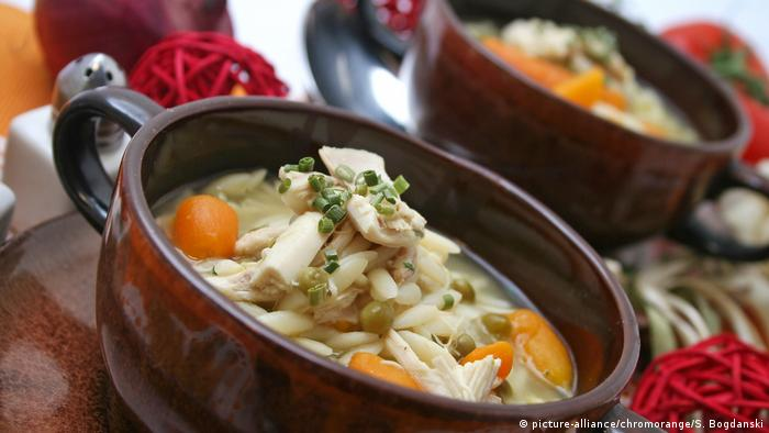 Рецепт немецкого супа айнтопф