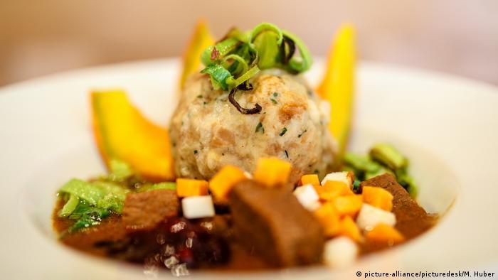 Немецкий рецепт: рагу из дичи