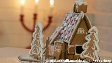 Kulinarischer Adventskalender - Lebkuchenhaus