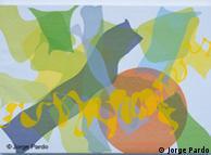 Pintura digital de Jorge Pardo.