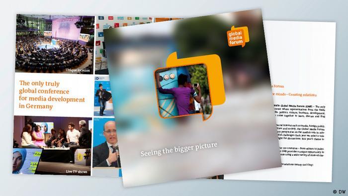 Mockup Flyer Global Media Forum 2018 GMF  Global inequalities