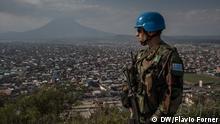 Kongo DRK UN-Soldaten der Mission MONUSCO
