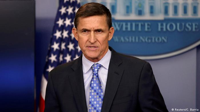 USA Michael Flynn (Reuters/C. Barria)