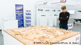The 'Reichspark' amusement park (NRW-Forum Düsseldorf/Foto: B. Babic )