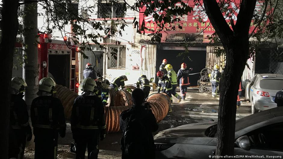 延燒全北京的冬夜之火》驅逐低端人口、強拆違建與招牌的行動可能停止嗎?