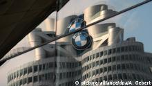 BMW headquarters in Munich (picture-alliance/dpa/A. Gebert)