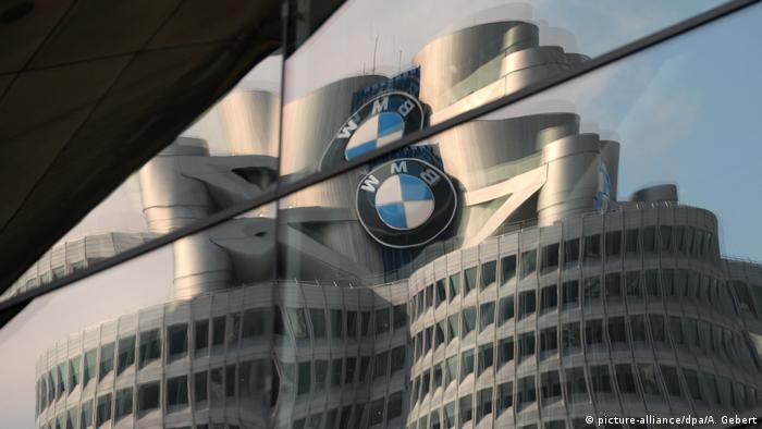 BMW to recall 12,000 cars over faulty emissions software