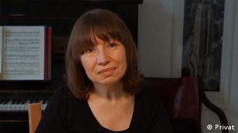 Mazedonien Kica Kolbe Schriftstellerin (Privat)