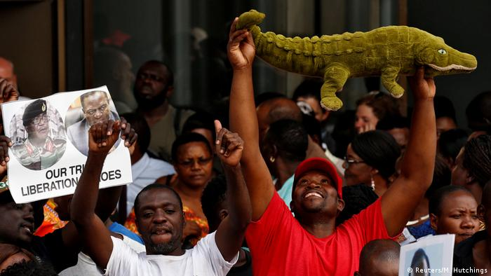 Opinion: Zimbabwe's 'crocodile' Mnangagwa is no beacon of hope
