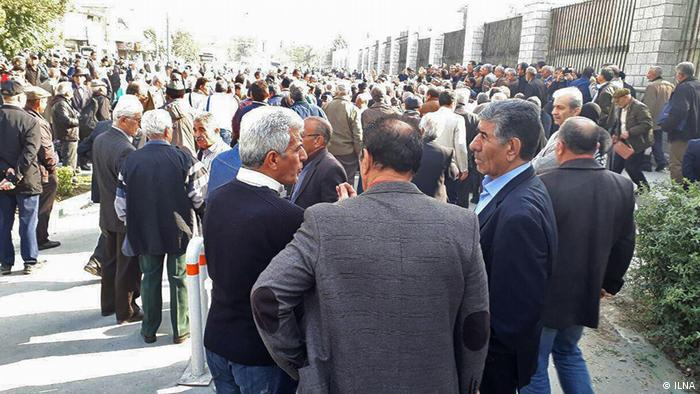 Iran KW47 Protest (ILNA)