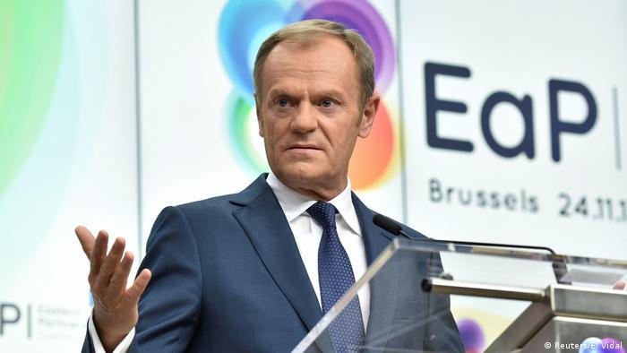"""Tusk: w Partnerstwie Wschodnim nie chodzi o """"geopolityczny konkurs piękności"""""""