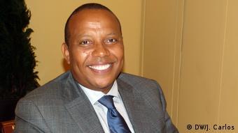 Patrice Trovoada Ministerpräsident von Sao Tome und Principe