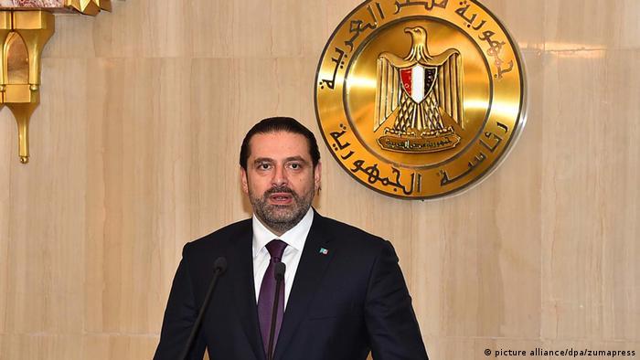 Ägypten Präsident Saudi Arabiens Saad al-Hariri (picture alliance/dpa/zumapress)
