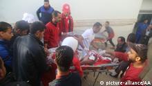 Ägypten Sinai Al Arish Anschlag auf Rawda Moschee