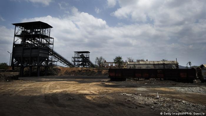 Kohlebergwerk in Mosambik (Archivbild)
