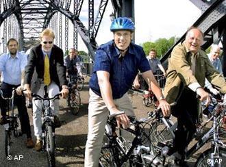 В Германии 74 млн. велосипедов, и их количество постоянно растет.