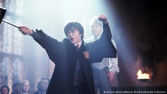 Filmstill aus Harry Potter und die Kammer des Schreckenss (picture alliance/Warner Brothers/Everett Collection)