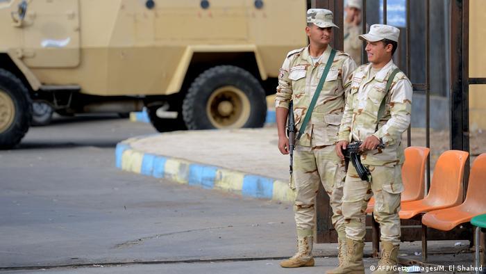 Anschlag Ägypten Sinai (AFP/Getty Images/M. El Shahed)