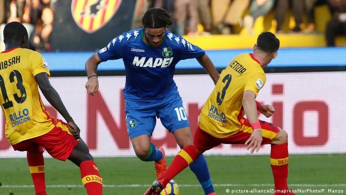 Benevento Calcio vs US Sassuolo - Serie A