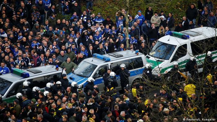 Fußball 1. Bundesliga: Borussia Dortmund - FC Schalke 04