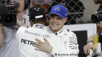 Formel 1 Grand Prix Qualifying von Abu Dhabi