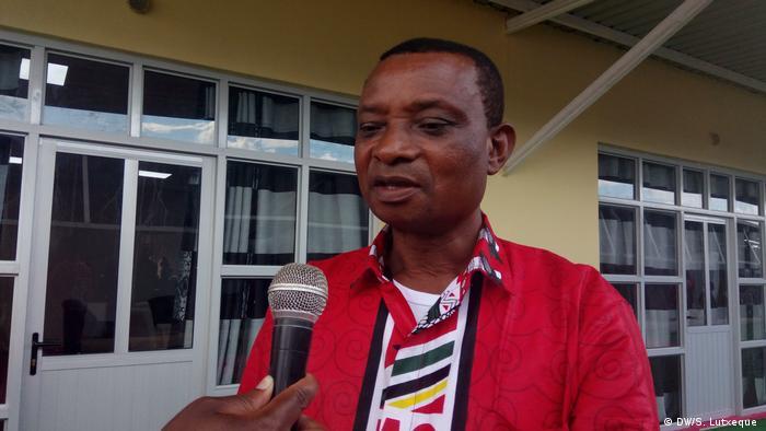 Amisse Culolo é o candidato da FRELIMO à presidência do município de Nampula