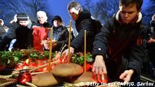 Ukraine Holodomor Gedenken an Hungersnot vor 80 Jahren