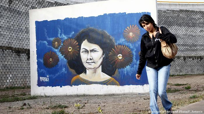 Indigenous leader and environmentalist Berta Caceres has been honored in her native country as well as across the globe for activism