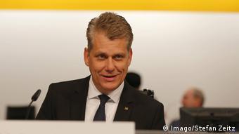 Deutsche Lufthansa AG Harry Hohmeister Vorstand (Imago/Stefan Zeitz)