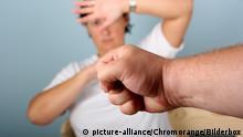 Symbolfoto Gewalt gegen Frauen