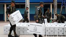 Honduras vor den Wahlen