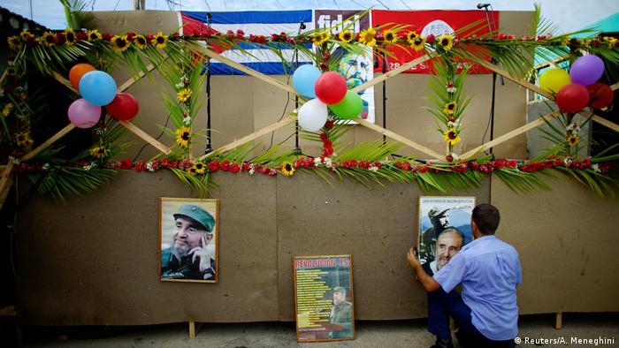Kuba Todestag Fidel Castro