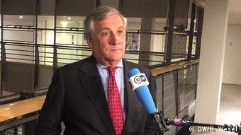 Czarneckiego broni szef PE Antonio Tajani