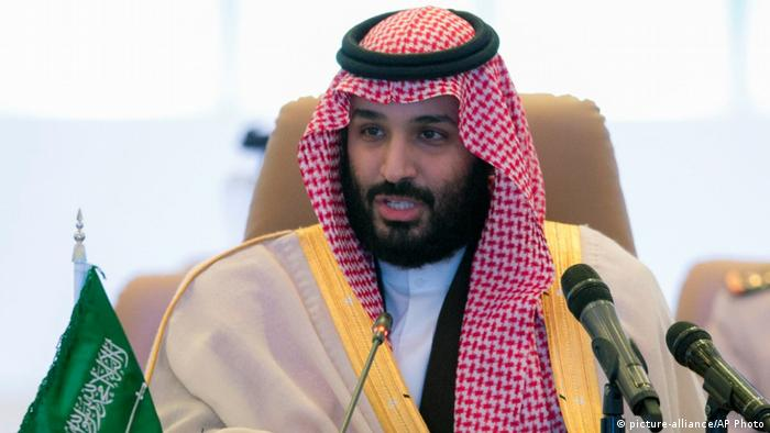 Mohammed bin Salman (picture-alliance/AP Photo)