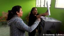 Präsidentschaftswahlen in Honduras