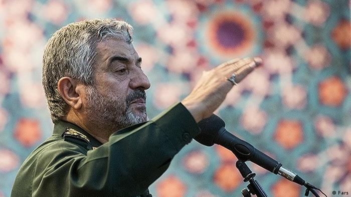 Mohammad Ali Jafari Revolutionswächter Iran (Fars)