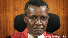 Kenia Supreme Court Richter David Maraga