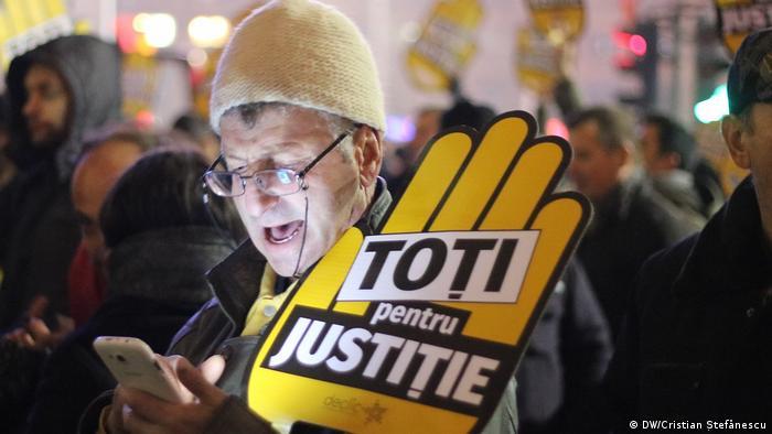 Протести проти реформи юстиції почалися ще наприкінці листопада