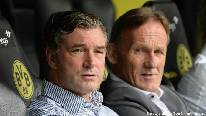 Borussia Dortmund - Hertha BSC 2:0 (picture-alliance/SvenSimon/J. Kuppert)
