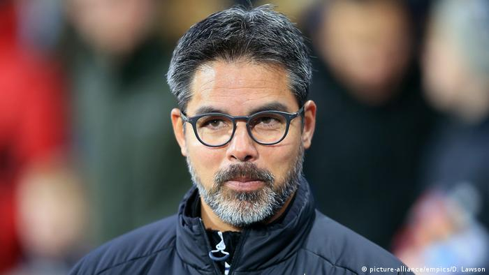Fußball Trainer David Wagner Huddersfield Town v Manchester City - Premier League - John Smith's Stadium (picture-alliance/empics/D. Lawson)