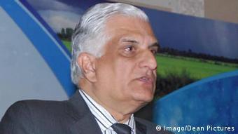 Pakistan Politiker Zahid Hamid