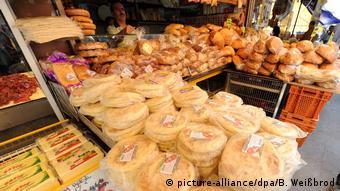Рынок с продуктами в Анкаре