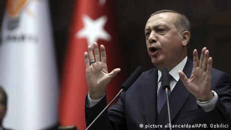 DW: Ερντογάν, ο σύμμαχος των Παλαιστινίων