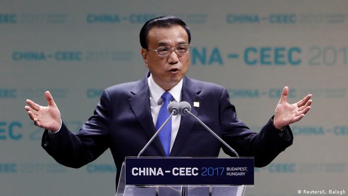 Ungarn China-Mittel-Ost-Europa-Gipfel