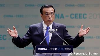 Ungarn China-Mittel-Ost-Europa-Gipfel (Reuters/L. Balogh)