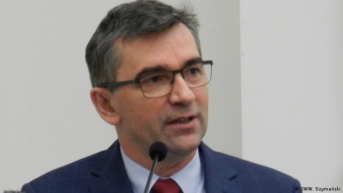 Ambasador RP w Berlinie Andrzej Przyłębski